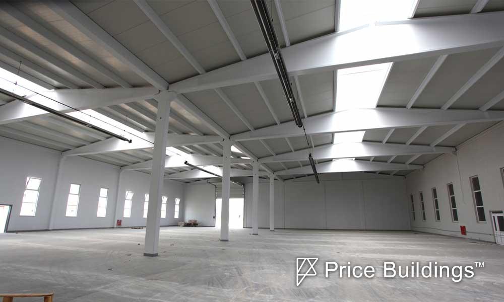 metal frame buildings garage