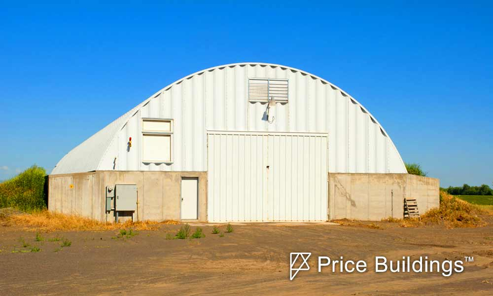 large storage quonset hut