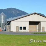 metal barn building