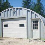 quonset hut garage