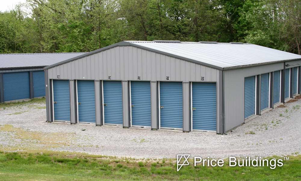 self storage metal building