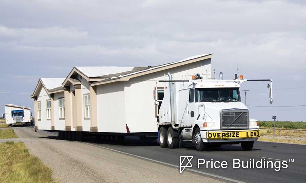 portable modular home